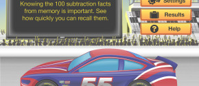 RE@L Raceway Math: Subtraction Facts