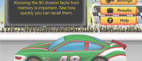 RE@L Raceway Math: Division Facts