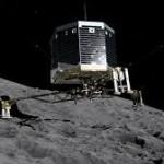 Comet Landing 1