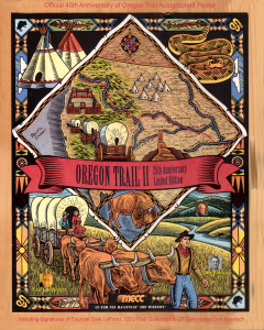 OregonTrail25thPoster