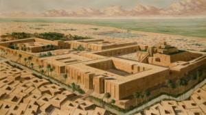 Babylonian Museum, 500BC