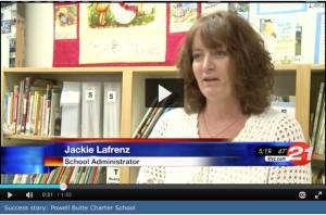 jackieschoolvideo