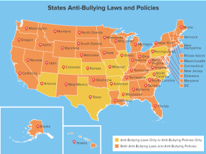 2016-states-with-the-highest-and-lowest-level-of-bullying-map