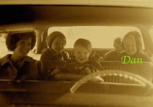Car Trip 1967 Pontiac Wagon