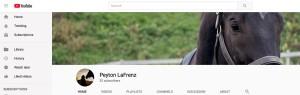 youtube peyton