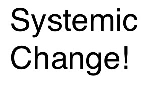 Systemic Change
