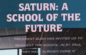 Saturn-A SchoolofFuture