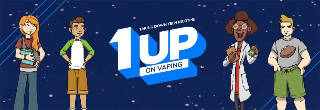 1Up on Vaping